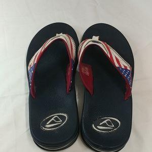 Reef American style Flip flops with Botle Opener